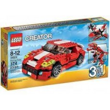 LEGO Creator - Roaring Power (31024)