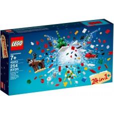 Lego Seasonal 40253 – 24-în-1 Numărătoarea inversă