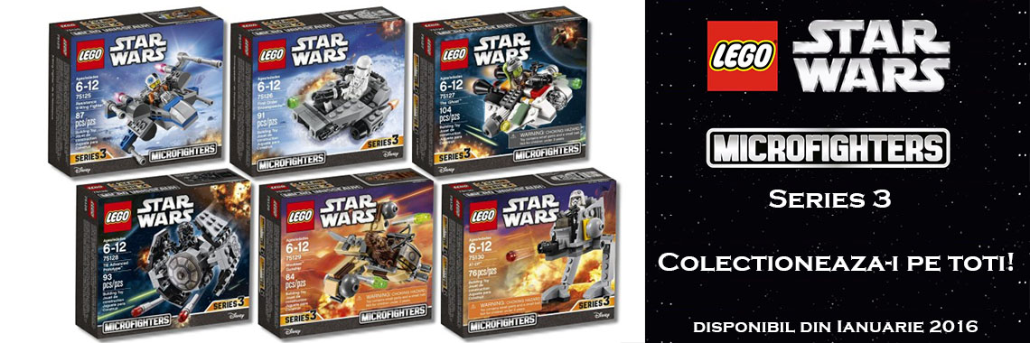 Lego Star Wars Microfighters 3