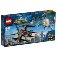 LEGO DC Super Heroes - Batman Doborarea lui Brother Eye (76111)
