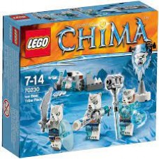LEGO Chima Tribul ursilor de gheata (70230)