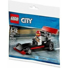 LEGO CITY Mini Dragster - 30358 (punga)