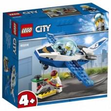 LEGO City - Avionul poliției aeriene (60206)