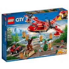 LEGO City - Avionul pompierilor (60217)
