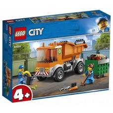 LEGO City - Camion pentru gunoi (60220)