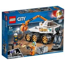LEGO City - Cursa de testare pentru Rover (60225)