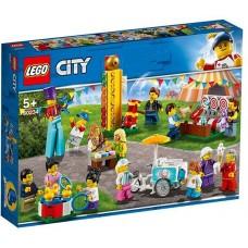 LEGO City - Parcul de distractii (60234)