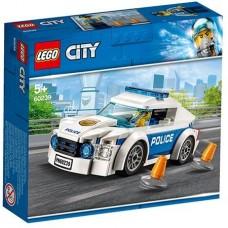LEGO City - Mașină de poliție pentru patrulare (60239)