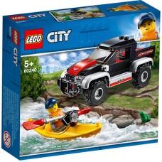 LEGO City - Aventură cu caiacul (60240)