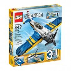 LEGO Creator - Aventuri aviatice (31011)