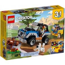 LEGO Creator Masina De Aventuri (31075)