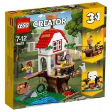 LEGO Creator Comorile Casutei Din Copac (31078)