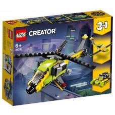 LEGO Creator - Aventură cu elicopterul (31092)