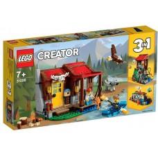 LEGO Creator - Coliba din Salbaticie (31098)