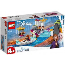 LEGO Disney - Expeditia cu canoe a Annei (41165)