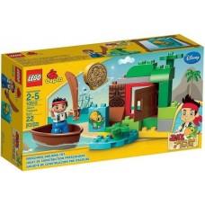 LEGO Duplo - Jake`s Treasure Hunt (10512)