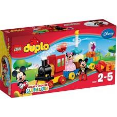 LEGO Duplo - Parada De Ziua Lui Mickey Minnie (10597)