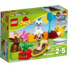 LEGO Duplo Animalutele familiei (10838)