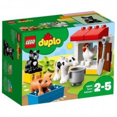 LEGO Duplo Animalele De La Ferma (10870)