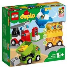 LEGO Duplo - Primele mele Mașini Creative (10886)