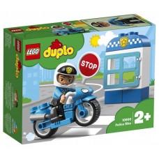 LEGO Duplo - Motocicletă de poliție (10900)