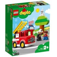 LEGO Duplo - Camion de pompieri (10901)