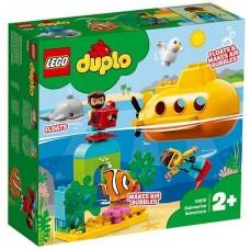 LEGO Duplo - Aventura cu submarinul (10910)