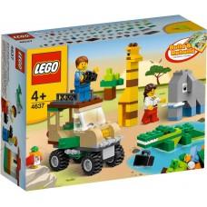 LEGO Duplo - Set Safari (4637)
