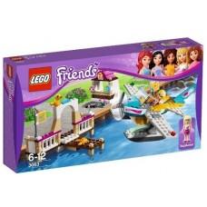 LEGO Friends - Clubul De Aviatie Heartlake 3063