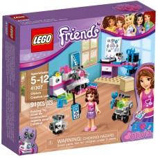 LEGO Friends Laboratorul creativ al Oliviei (41307)
