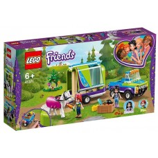 LEGO Friends - Remorca de transportat cai a Miei (41371)