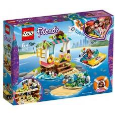LEGO Friends - Misiunea de salvare a testoaselor (41376)