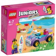 LEGO Juniors Excursie la mare (10677)