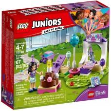 LEGO Juniors Petrecerea Emmei (10748)
