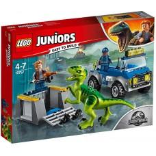 LEGO Juniors Camionul De Salvare Al Raptorului (10757)