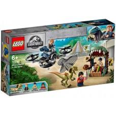LEGO Jurassic World - Dilophosaurus in libertate (75934)