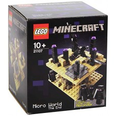 LEGO Minecraft Microworld The End - 21107