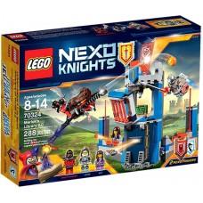 LEGO Nexo Biblioteca lui Merlok (70324)