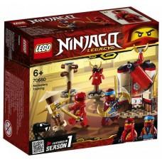 LEGO Ninjago - Antrenament la mănăstire (70680)