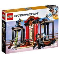 LEGO Overwatch - Hanzo contra Genji (75971)