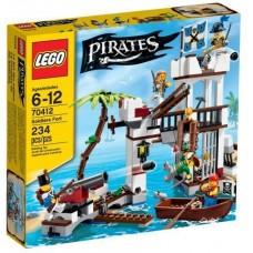 LEGO Pirates Fortul soldaților (70412)