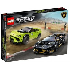 LEGO Speed Champions - Lamborghini Urus ST-X & Huracán Super Trofeo EVO (76899)