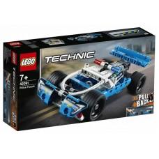 LEGO Technic - Urmărirea poliției (42091)