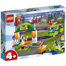 LEGO Toy Story 4 - Senzatii tari pe roller coaster (10771)
