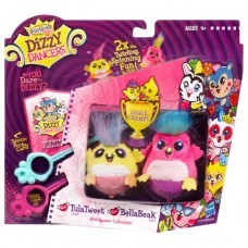 Hasbro FurReal Dizzy Dancers TulaTweet si BellaBeak 51773 - Set de 2  animalute